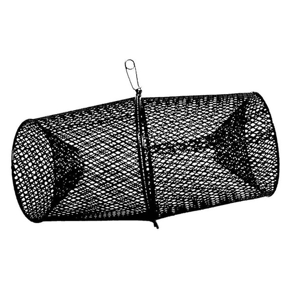 "Frabill Torpedo Trap - Black Crayfish Trap - 10"" x 9.75"" x 9"" - 71567"