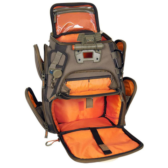 Wild River RECON Lighted Compact Tackle Backpack w/o Trays - 46834