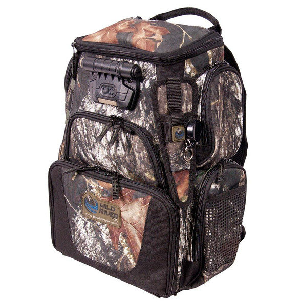 Wild River RECON Mossy Oak Compact Lighted Backpack w/o Trays - 48336