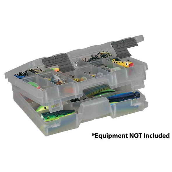 Plano Guide Series Two-Tiered Stowaway Tackle Box