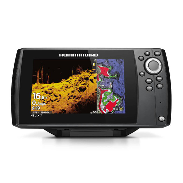 Humminbird HELIX7 CHIRP MDI GPS  G3 With Navionics