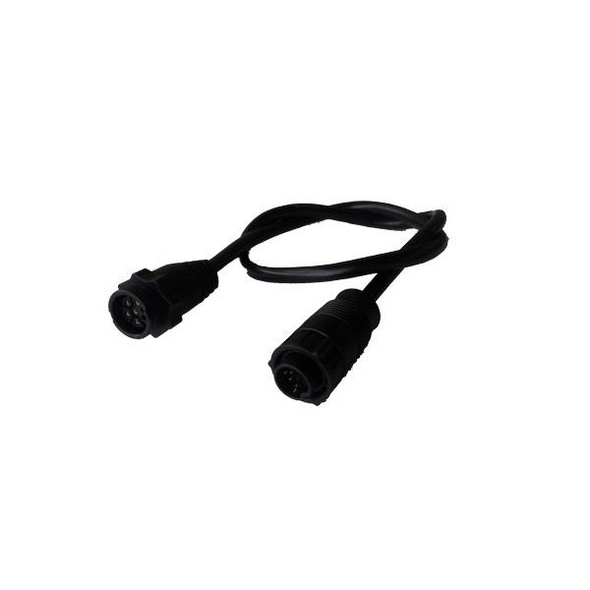 Lowrance Adapter Cable 9-Pin ducer To 7-Pin unit chirp XID