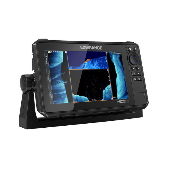 Lowrance HDS9 Live MFD With 3-in-1 Transducer