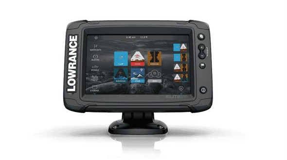 Lowrance ELITE7 Ti2 USA/Canada AI 3in1