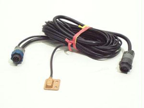Lowrance TS-1BL Temp Sensor Blue Connector