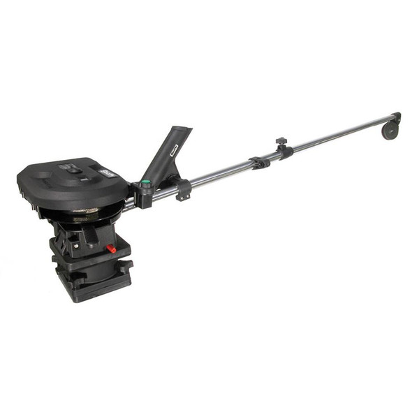 "Scotty 1106 Depthpower 60"" Telescoping Electric Downrigger w/Rod Holder & Swivel Mount - 34291"
