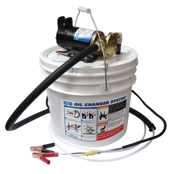 Jabsco Porta Quick Oil Changer