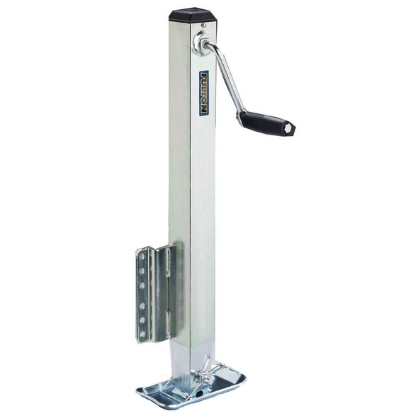 Fulton 2500 lbs. Square Tube Fixed Mount Jack No Wheel - 38573