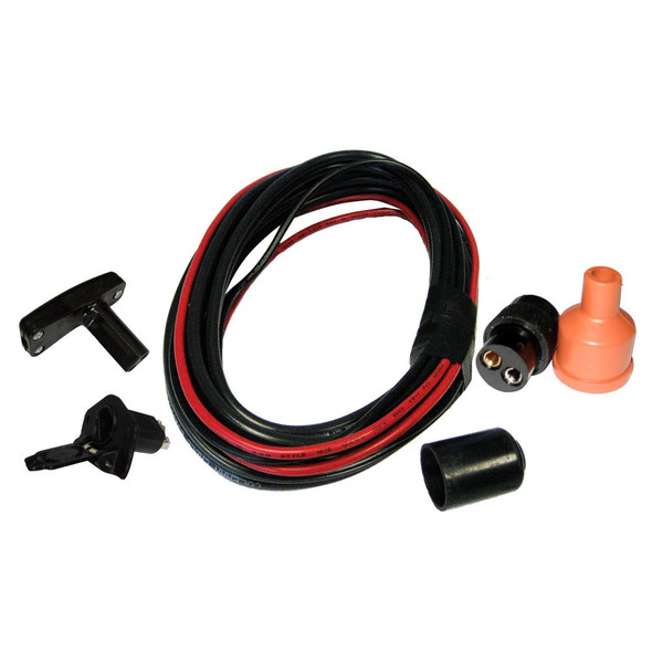 Powerwinch Universal Bumper Wiring Kit 6' f/Trailer Winches - 38888