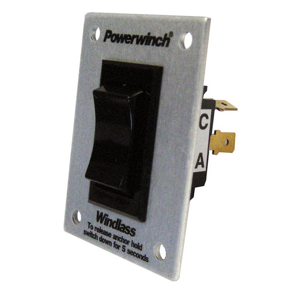 Powerwinch Helm Switch Kit f/31' ,36' & 41' Class Anchor Winch - 44862