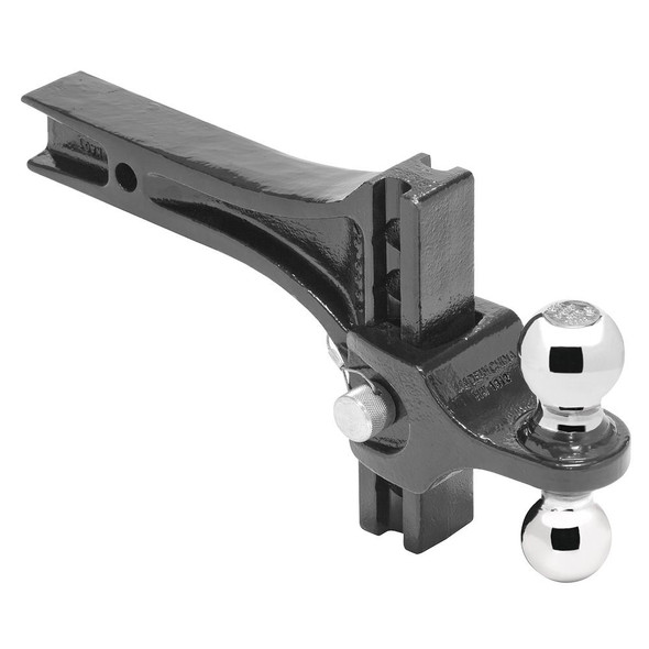 Draw-Tite Adjustable Dual Ball Mount