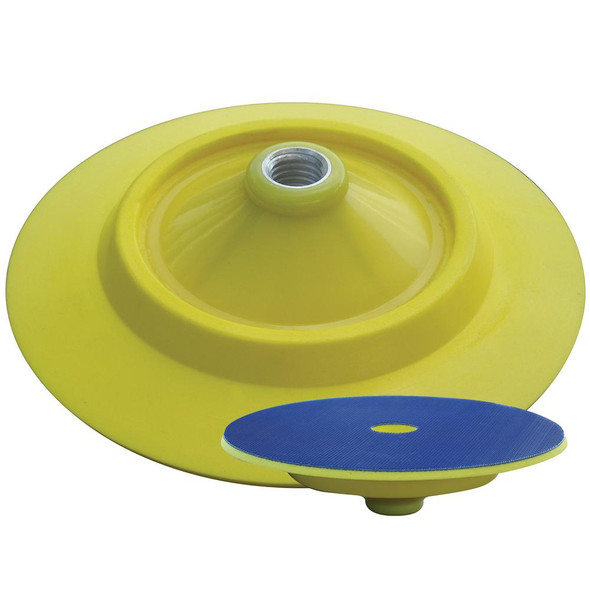 """Shurhold Quick Change Rotary Pad Holder - 7"""" Pads or Larger - 62087"""