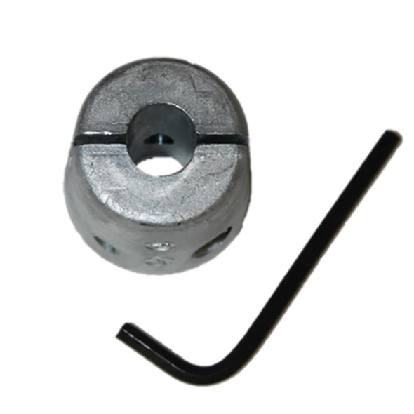 "Ice Eater by The Power House Aluminum Anode - 1/2"" Diamater - Fits All Models"