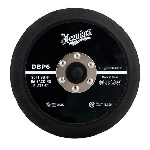 "Meguiar's 6"" DA Backing Plate"