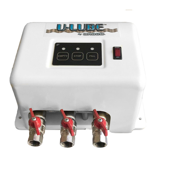 GROCO Oil Change System - 3-Port - 12V