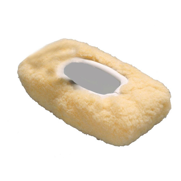Shurhold Synthetic Lambs Wool Replacement Cover f/Shur-LOK Swivel Pad