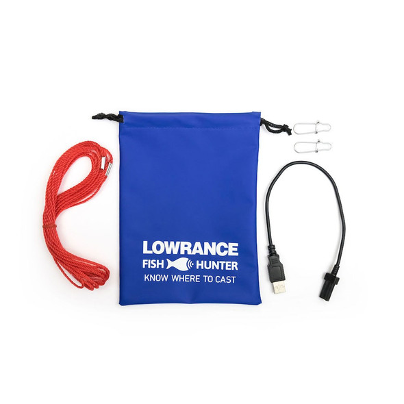 Lowrance Fishhunter Accessory Pack