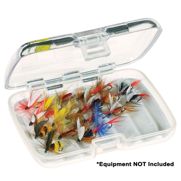 Plano Guide Series Fly Fishing Case Small - Clear