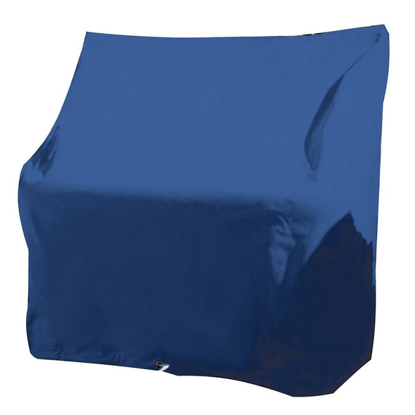 Taylor Made Small Swingback Boat Seat Cover - Rip/Stop Polyester Navy - 65045