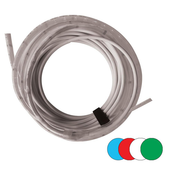 Shadow-Caster Accent Lighting Flex Strip 8' Terminated w/20' of Lead Wire