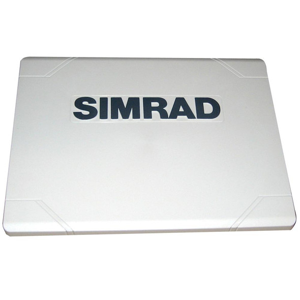 Simrad GO7 Suncover When Gimbal Mounted
