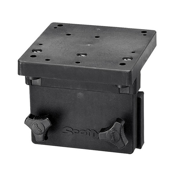 Scotty 1025 Right Angle Side Gunnel Mount - 34307