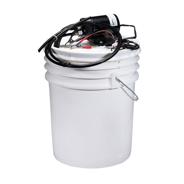 Johnson Pump Insta-Lube Oil Change Package