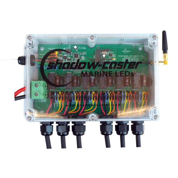 Shadow-Caster Power Distribution Plus Box - Shadow-Net Enabled
