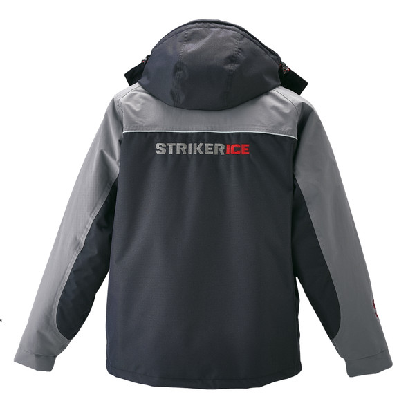 Striker Ice - Trekker Jacket - Black / Gray