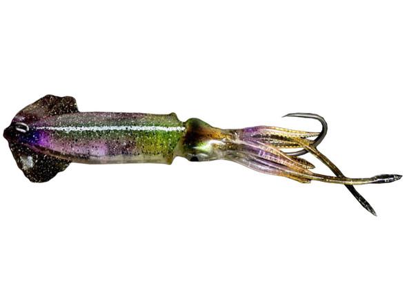 Savage Gear 3D Savage Salt Swim Squid Horny Green Eye