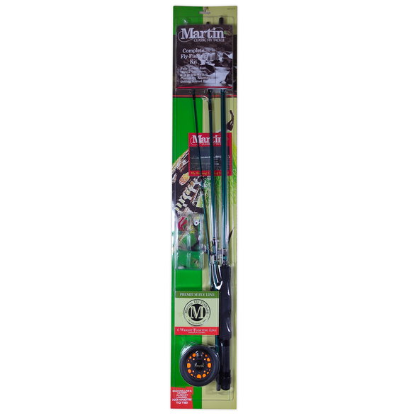 Martin Complete Fly Fishing Kit
