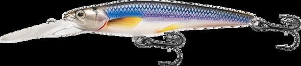 "Live Target Rainbow Smelt Jerkbait 3 5/8"" Deep Dive"