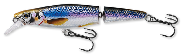 "Live Target Rainbow Smelt Jointed Bait 4 1/2"" Trolling"