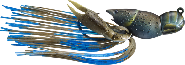 Live Target Hollow Body Crawfish Jig