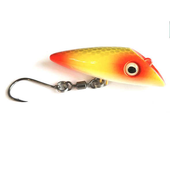 Lyman 29 Red Eye Shad 2""
