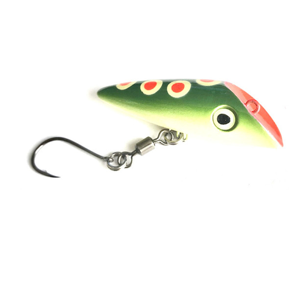 Lyman 81 Lil Red Dot Frog 2""