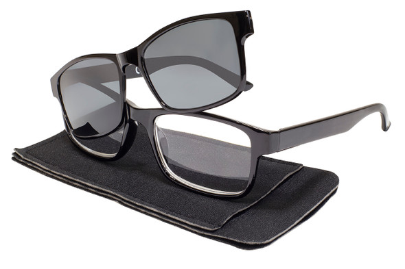 Polarized Readers Magnetic Click-On