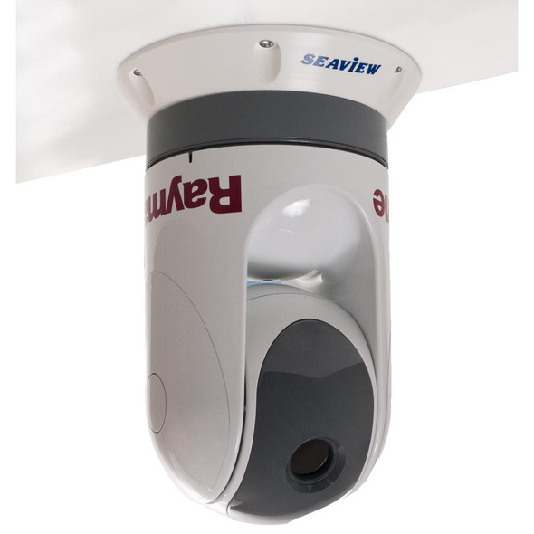 "Seaview 1.5"" Thermal Camera Top Down Riser Mounts Veritcal or Upside Down f/FLIR M-Series & Raymarine T-Series"