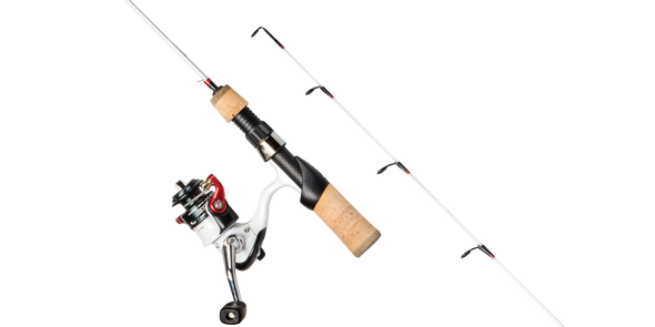 "Frabill 678009 Ice Hunter Spinning Reel Combo 38"" Heavy"