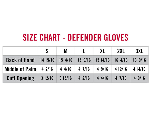 Striker Brands - Defender Gloves
