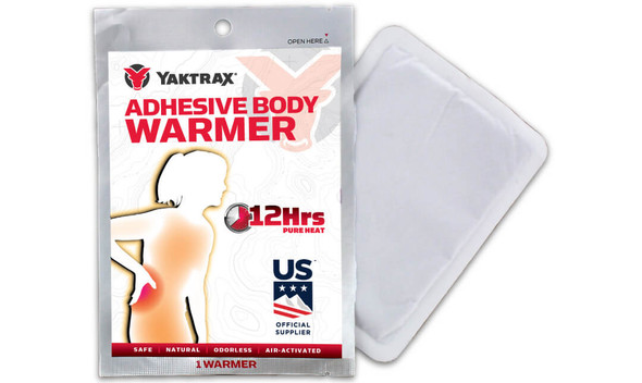 Yaktrax Adhesive Body Warmers (07330)