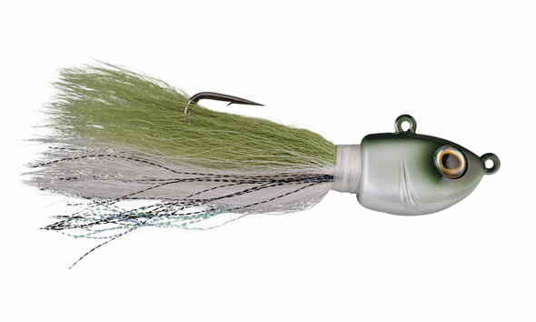 Berkley® Fusion19™ Bucktail Jigs Olive