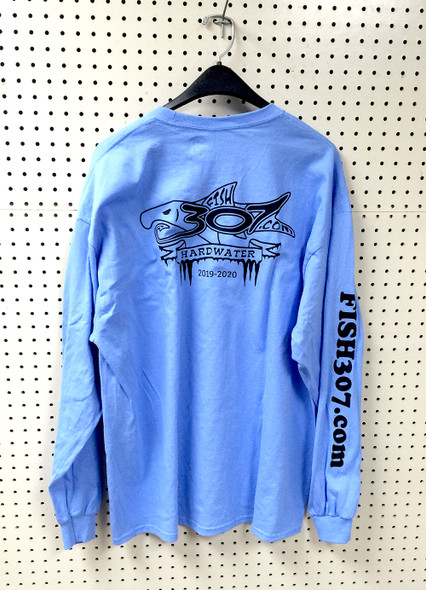 FISH307 long sleeve 2019-2020 Ice Fishing T-Shirt