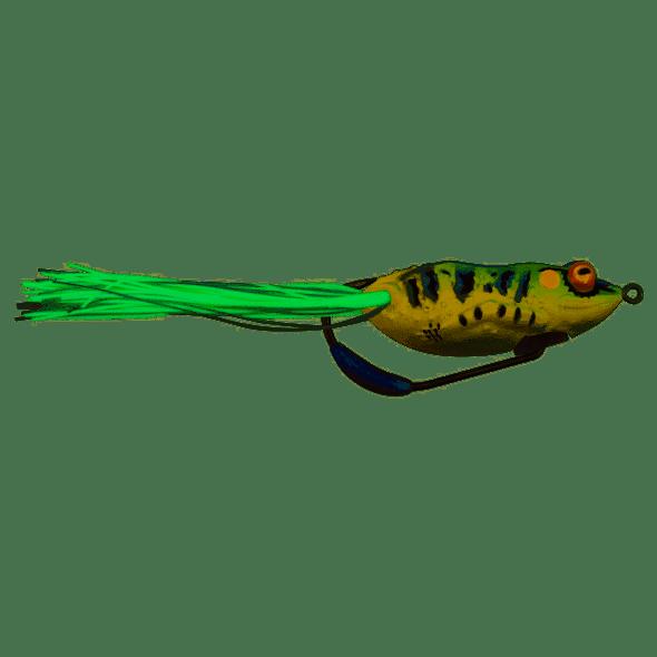 Sebile® Pivot Frog™ Green Frog