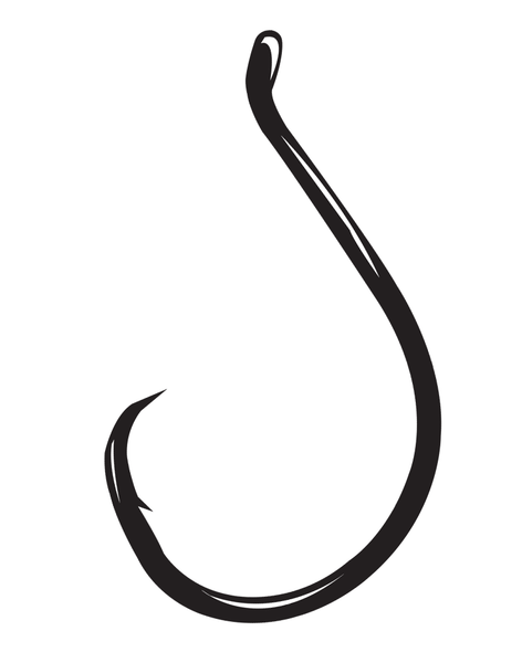 Gamakatsu Octopus Hooks, Circle (Inline-Point)