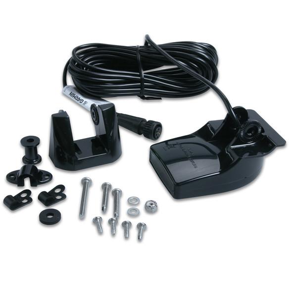 Garmin 200/50kHz, 10/40 Deg, Plastic TM, Depth & Temp - 6-Pin