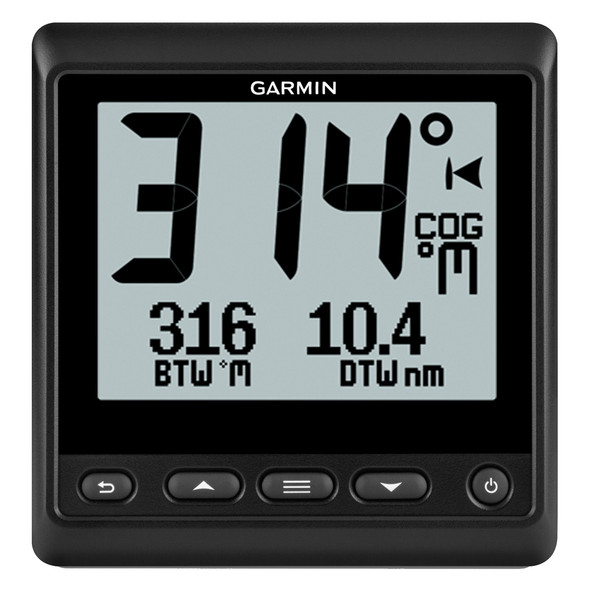 Garmin GNX 20 Marine Instrument w/Standard Display - 4""
