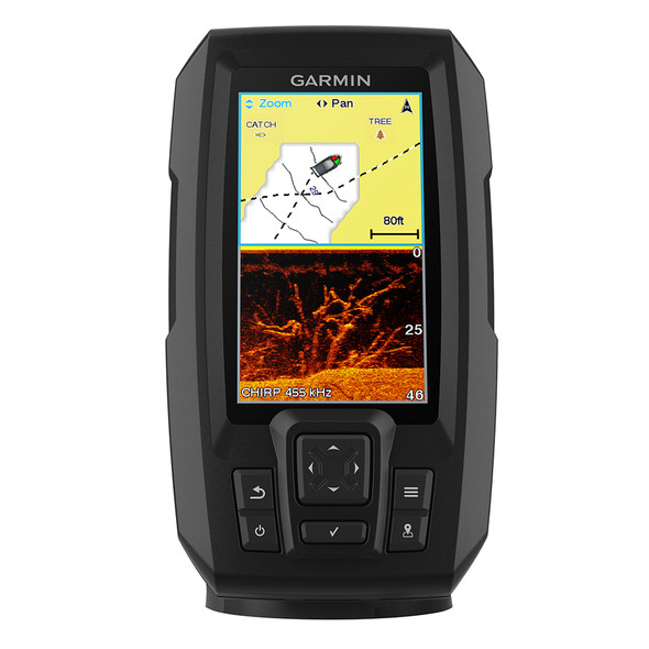 Garmin STRIKER Plus 4CV w/GT-20TM Transducer