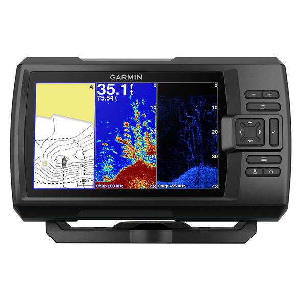 Garmin STRIKER Plus 7CV w/CV20-TM Transducer