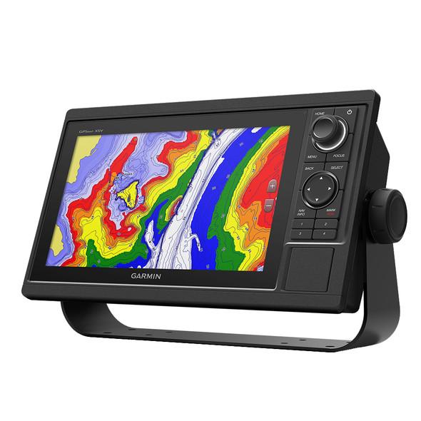 Garmin GPSMAP 1042xsv Keyed Networking Combo - U.S., Canada, Bahamas - No Transducer